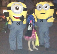 Minion Costume(s) for RENT