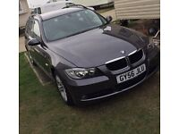 BMW 320d touring low mileage 2 former keepers !