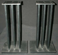 """Speaker Stands 23"""" Tall $20.00 for the pair"""