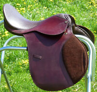 NEW 17 IN GRIFFITH ENGLISH SADDLE