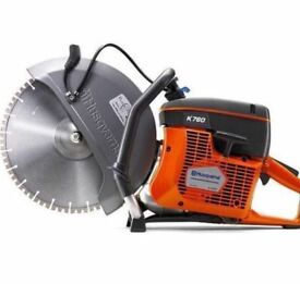 Husqvarna K 760 Con saw Petrol saw power cutter