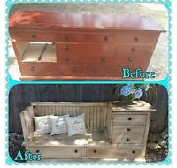 Any one have a crappy long dresser