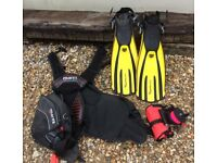 Diving Bundle with Mares BCD
