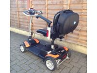 TGA Eclipse compact mobility scooter RRP £995