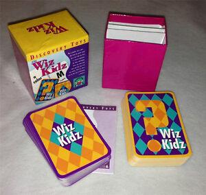 Discovery Toys- Wiz Kidz -Fun Educational game