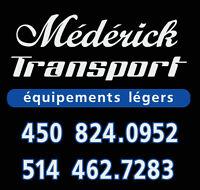 Médérick Transport Enr.