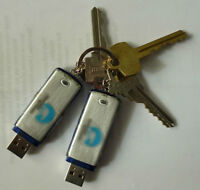 Found: Keys with two thumb drives - Quingate