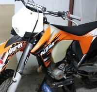 KTM 250cc 4stroke 2011 only $3800 register