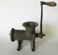 ANTIQUE 1880's CAST IRON ENTERPRISE #12 MEAT GRINDER