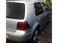 Breaking Vw golf mk4 most panels and interior still available