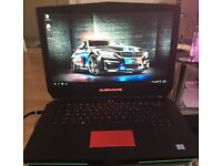Dell 15.6 Alienware R2 gaming laptop (black)