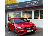 2017 MERCEDES CL CLA 180 AMG LINE ESTATE Petrol Manual