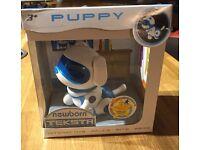 Teksta puppy robot dog as new