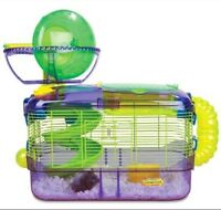 Hamster cages for sale with other stuff