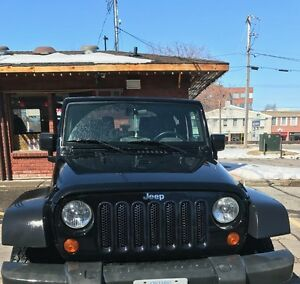 2007 Jeep Wrangler x SUV, Crossover-Low Km's!!