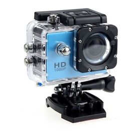 1080p Action Camera 12mp Waterproof Action Camcorder