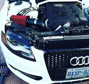 DBV2 Sport Imports Ltd. Audi B8/8.5 A4/A5/Q5 2.0T Intake Kit Belleville Belleville Area image 2