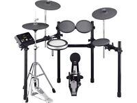 yamaha dtx502 electric drum kit