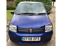 2008 FIAT PANDA 1.3 JTD Diesel £30 road tax only 48000miles