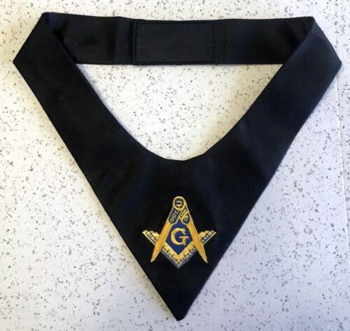 Cravat Necktie - Masonic