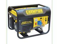 Champion CPG3500 petrol Generator
