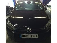 2009 VW Golf SE 1.4 tsi (turbo) 11 months MOT