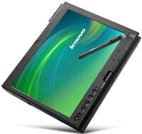 """Tablet-PC 12"""" Thinkpad X201 Core-i5 2.67GHz 750GB 6GB MultiTouch"""