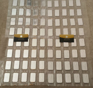 Silver Bars For Sale. Different Varieties. Pure silver bullion Cornwall Ontario image 4