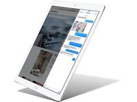 IPad Pro 9.7 silver 32gb wifi and 4g EE as new