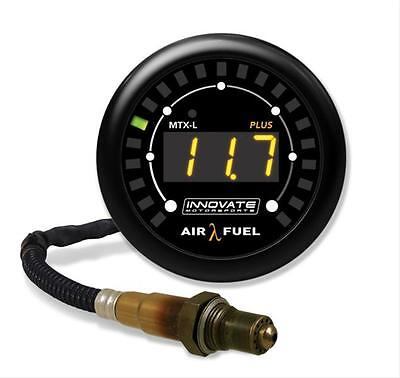 INNOVATE 3918 MTX-L Wideband Gauge AFR w/ O2 UEGO Sensor NEW (Replaces 3844)