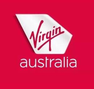 Virgin Domestic Return Tickets + 23kg bag Canning Vale Canning Area Preview