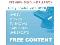 Fully Loaded Service For Amazon Fire Tv Stick