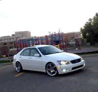 FS; 2001 Lexus IS300 in perfect condition