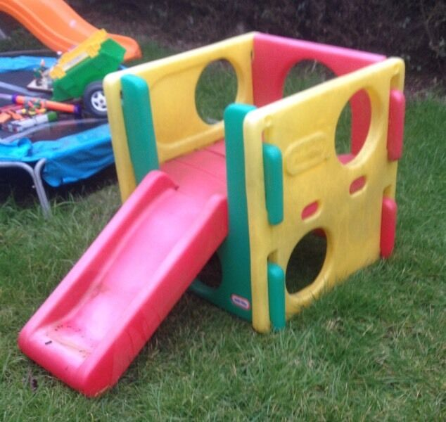little tikes cube climber instructions