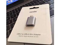 USB-C to USB Adapter