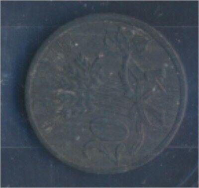 Böhmen und Mähren Jägernr: 621 1944 vorzüglich Zink 1944 20 Heller (7859137