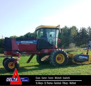 2014 New Holland SR200 Speed Rower London Ontario image 1
