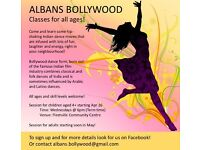 Bollywood classes in St Albans