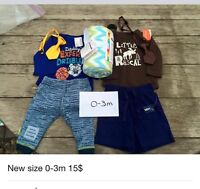 New baby/kids clothing