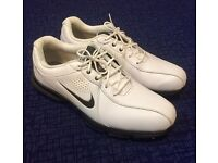 New condition Size 10 Nike Durasport 2 golf shoes £25