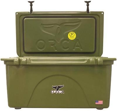 ORCA Cooler TW075ORC 75 Qt. Cooler, Green