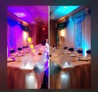 WEDDING DECOR & ALL OCCASIONS! 2017 Booking going on now!