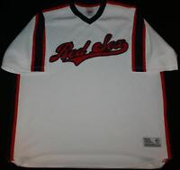Red Sox Pull Over Jersey Size XXL