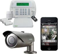 SECURITY CAMERA ! ALARM SYSTEM ! CAT5 WIRING