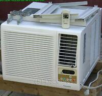 """Air conditioner climatiseur 7800 btu numérique largeur 18.5"""" AC"""