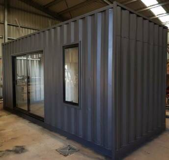 20 foot High Cube Shipping Container House, Cabin, Home