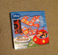 Jeu de Domino-Disney Little Einsteins 3 ans et plus-Dominos 3+