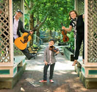 Jack Forestier (& Family) Fiddler extraordinaire avail. 4 Hire