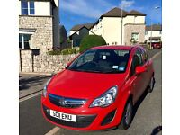2011 Vauxhall Corsa 1.2 S full service history 1 owner very low miles only 30k full mot low tax