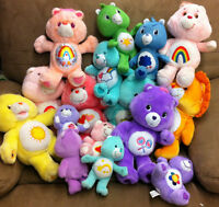 Care Bears assorted sizes / characters